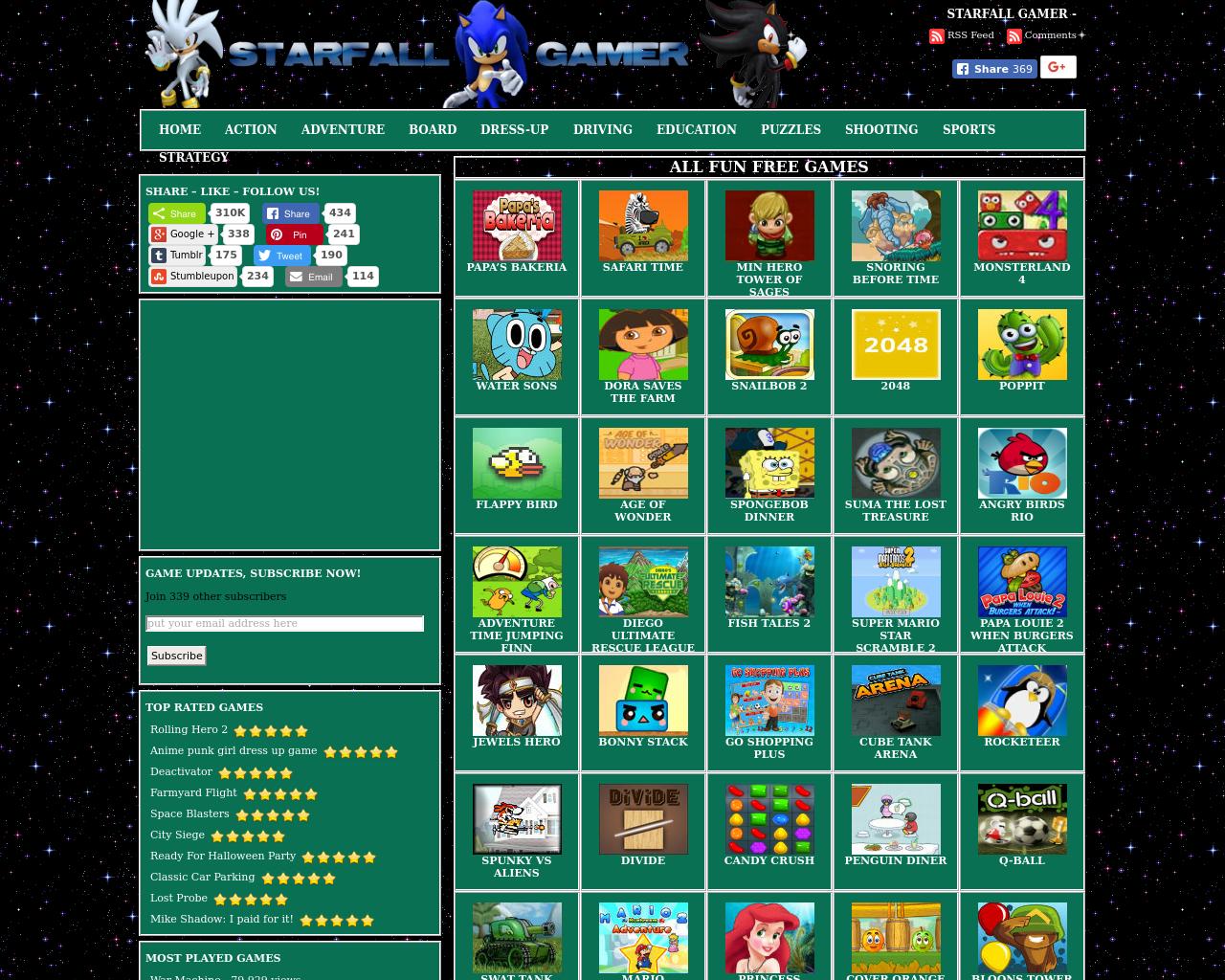 Starfall-Gamer-Advertising-Reviews-Pricing