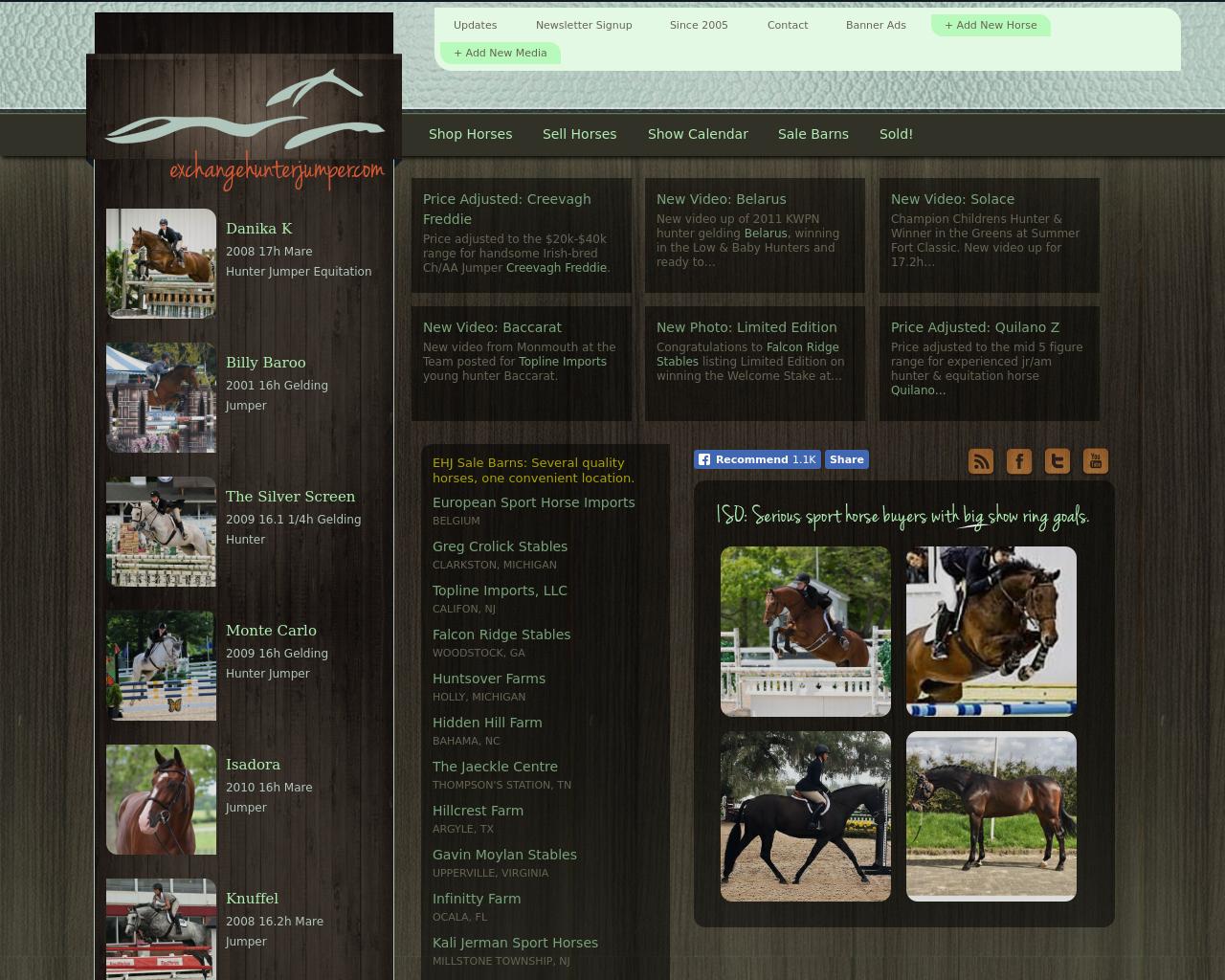 Exchange-Hunter-Jumper-Advertising-Reviews-Pricing