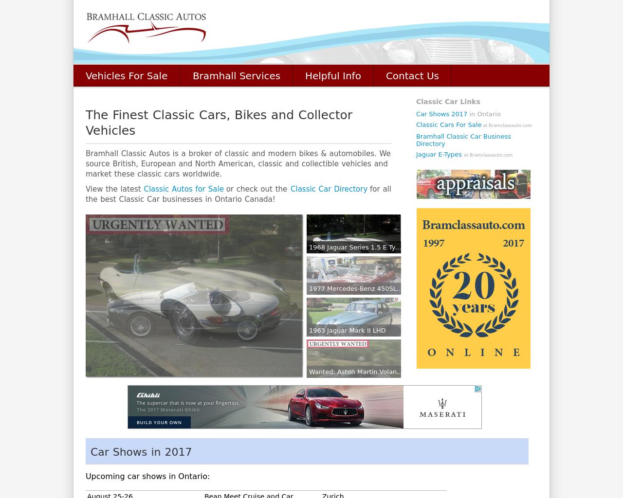 Bramhall-Classic-Autos-Advertising-Reviews-Pricing
