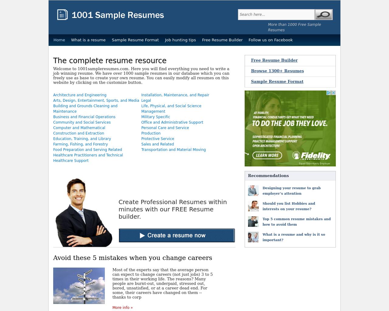 1001-Sample-Resumes-Advertising-Reviews-Pricing