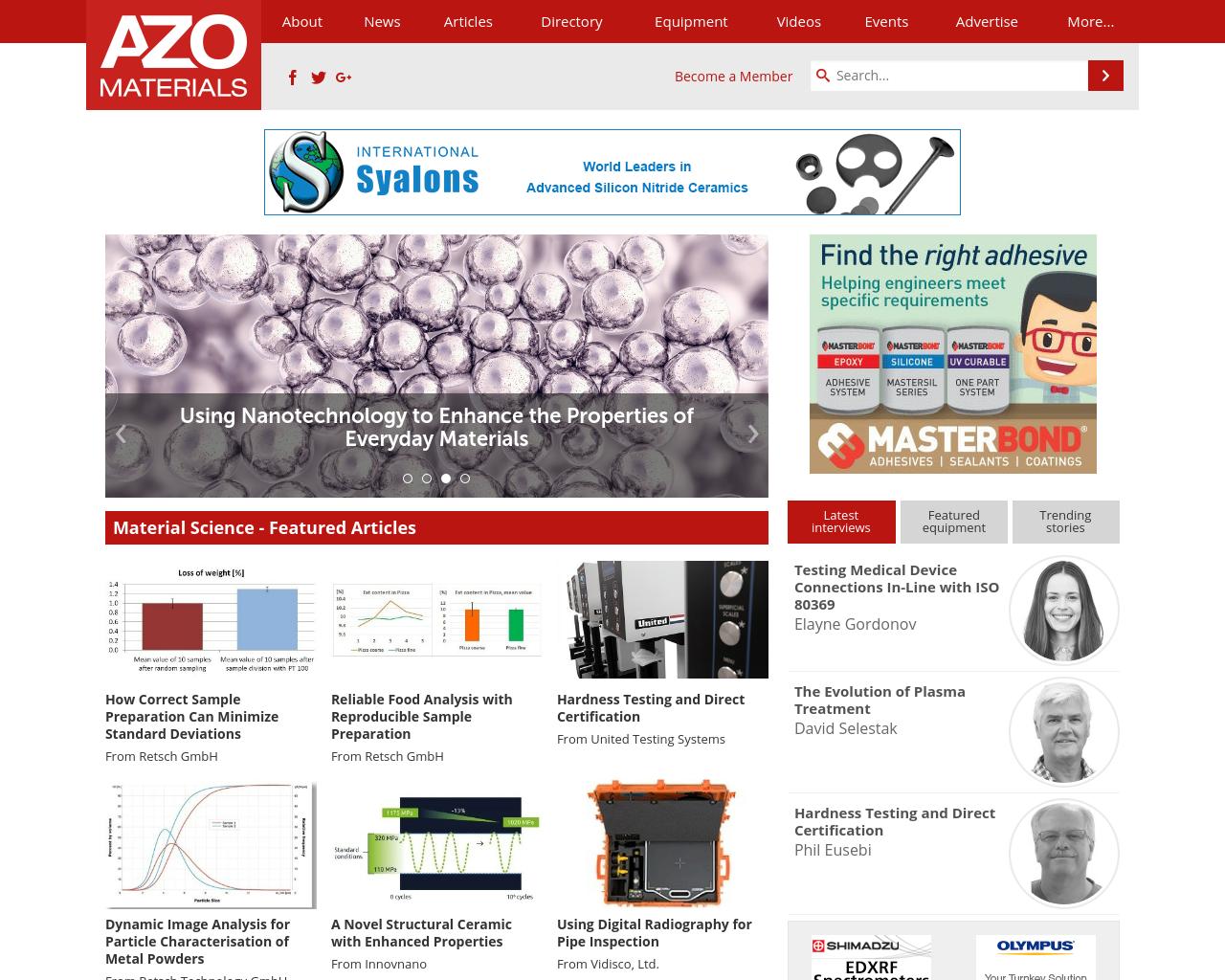 azom.com-Advertising-Reviews-Pricing