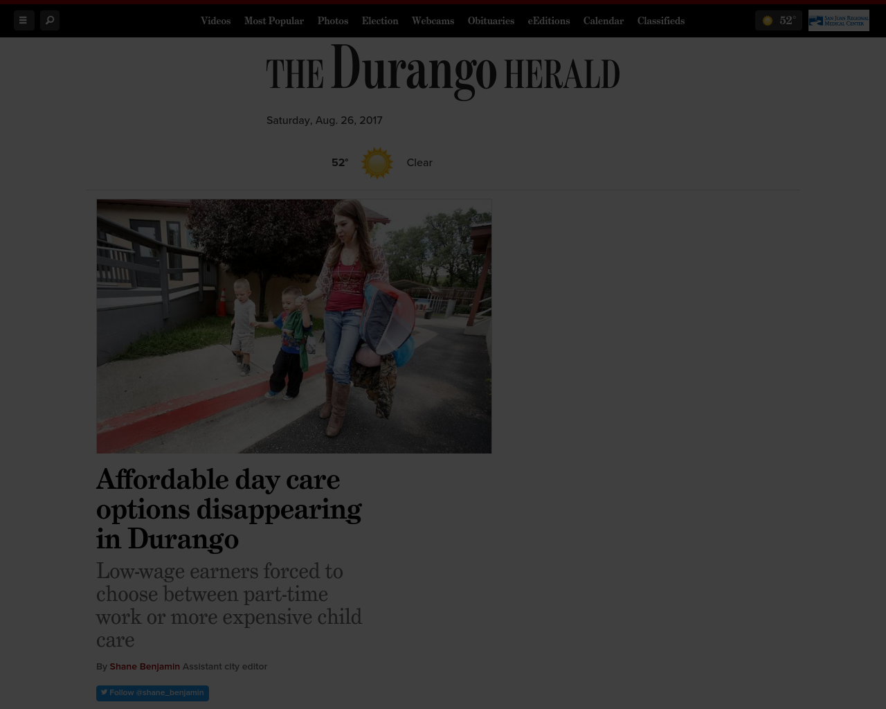 The-Durango-Herald-Advertising-Reviews-Pricing