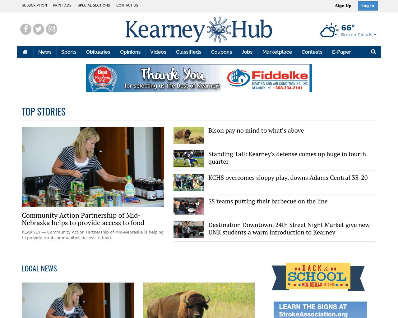 Kearney-Hub-Advertising-Reviews-Pricing