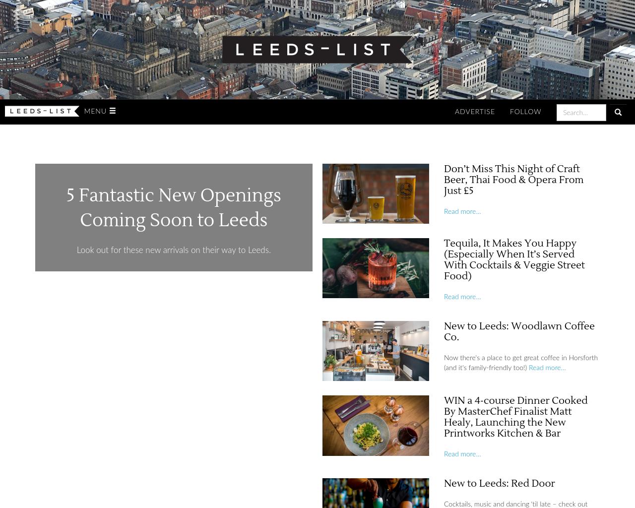 Leeds-list.com-Advertising-Reviews-Pricing