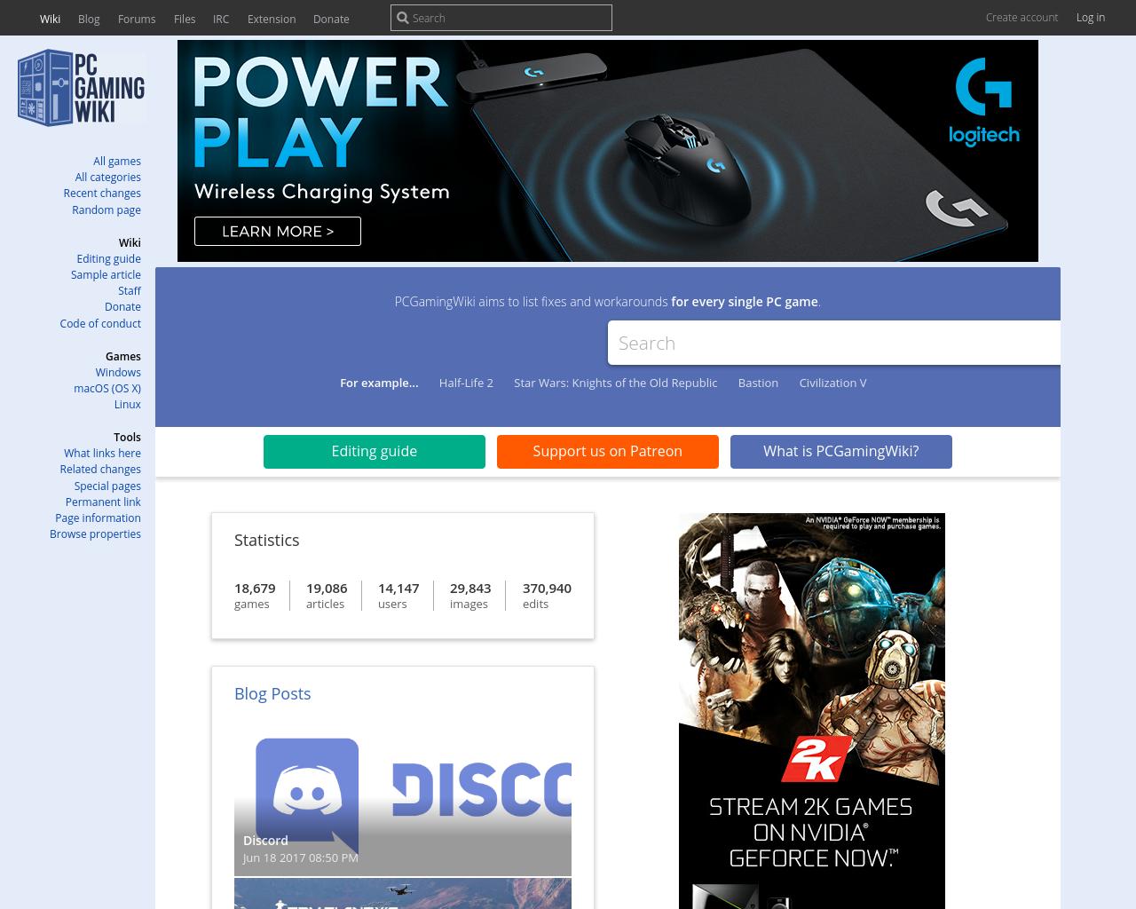 PCGamingWiki-Advertising-Reviews-Pricing