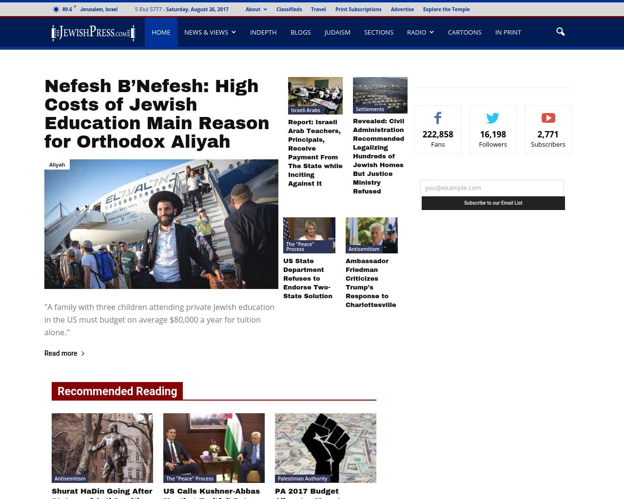 Jewish-Press-Advertising-Reviews-Pricing
