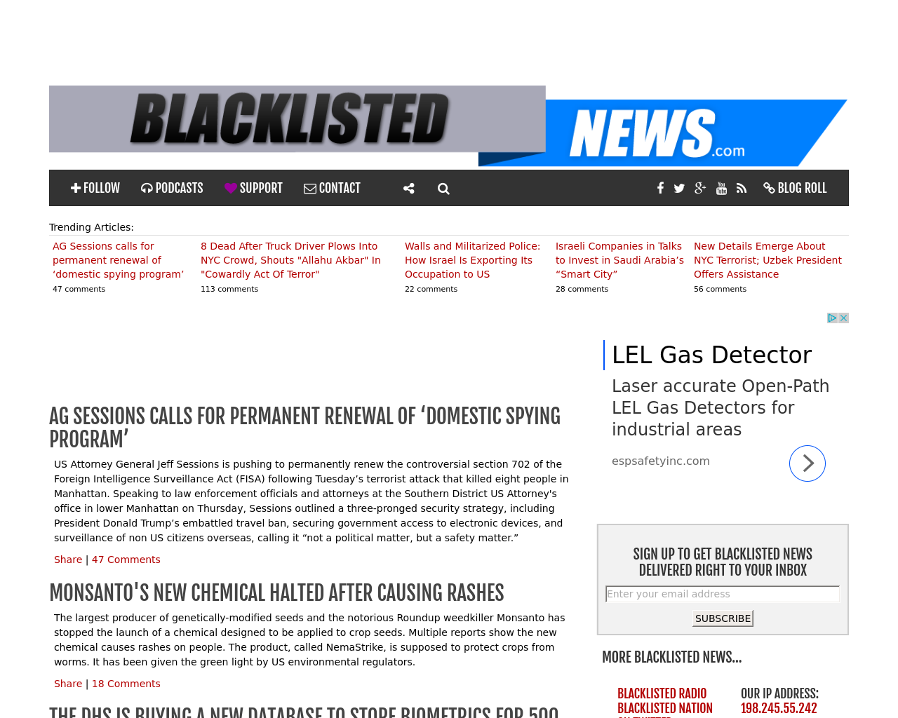 BlackListed-News-Advertising-Reviews-Pricing