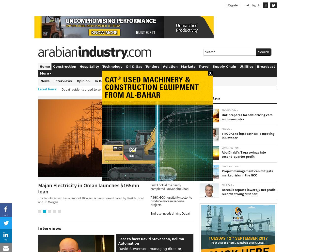 ArabianIndustry.com-Advertising-Reviews-Pricing