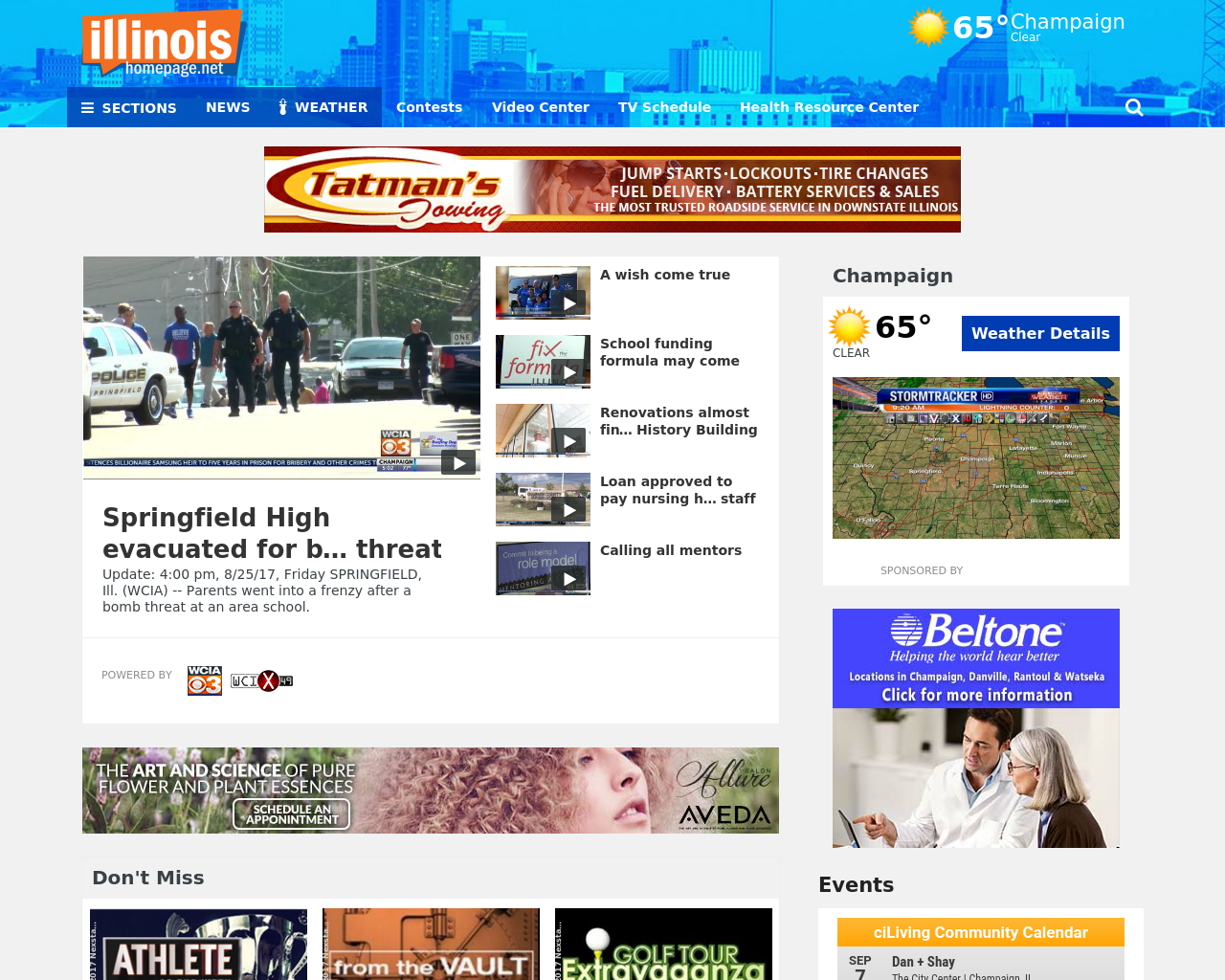 Illinois-Homepage-Advertising-Reviews-Pricing