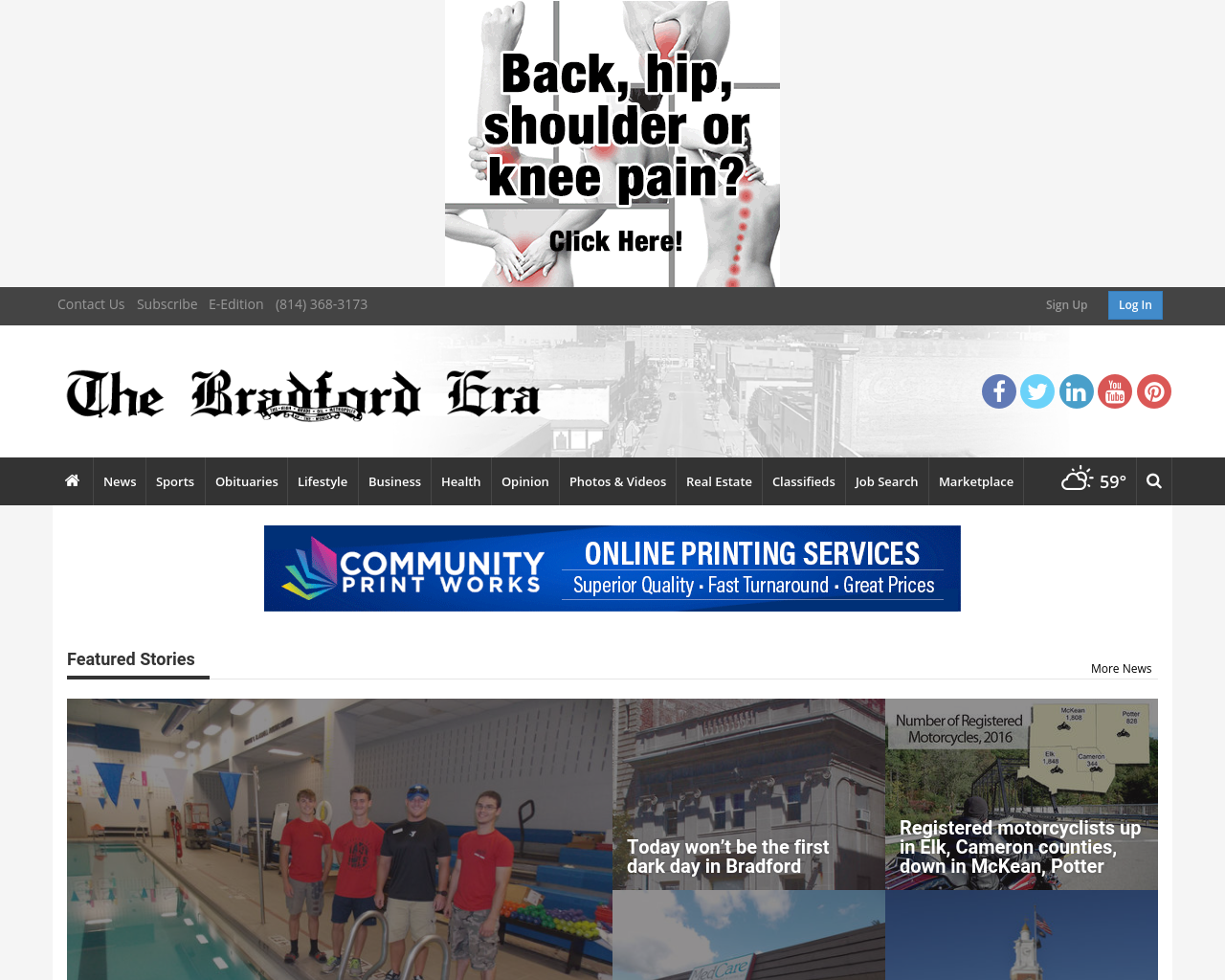The-Bradford-Era-Advertising-Reviews-Pricing