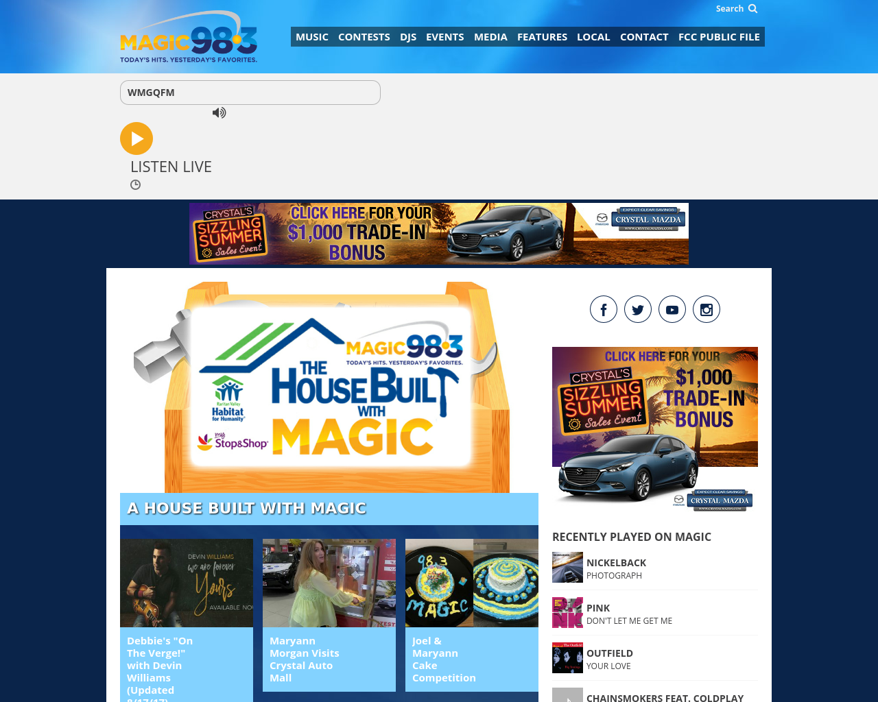 Magic-98.3-Advertising-Reviews-Pricing