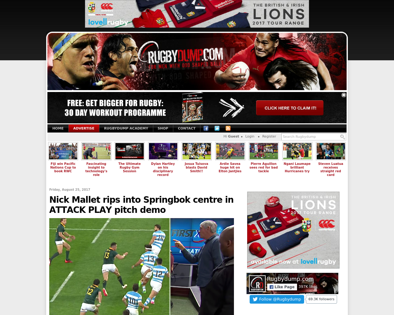 Rugbydump-Advertising-Reviews-Pricing