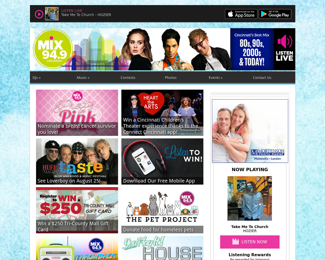 94.9-Cincinnati's-Best-Mix-Advertising-Reviews-Pricing