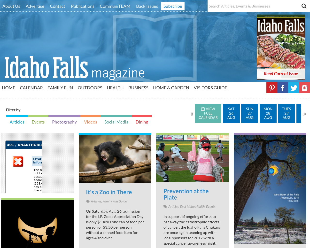 Idaho-Falls-Magazine-Advertising-Reviews-Pricing