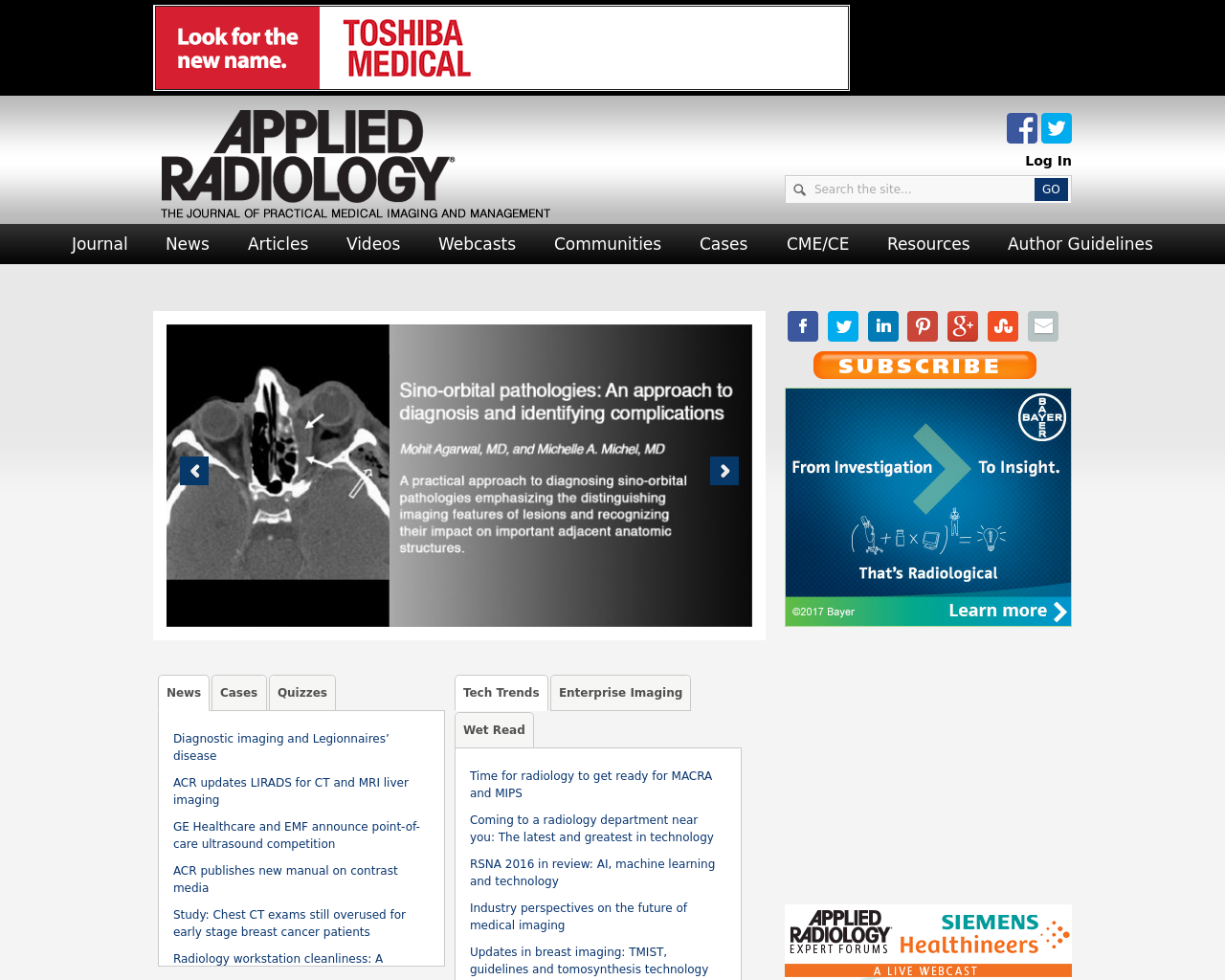 Applied-Radiology-Advertising-Reviews-Pricing