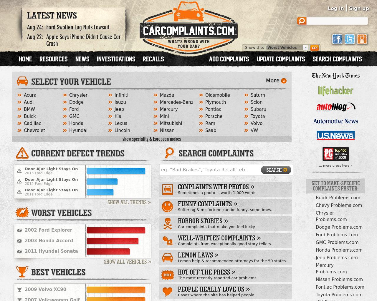 CarComplaints.com-Advertising-Reviews-Pricing