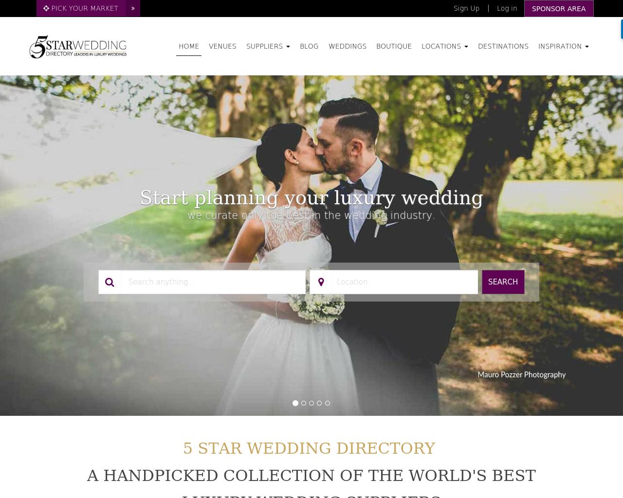 5-STAR-WEDDING-DIRECTORY-Advertising-Reviews-Pricing