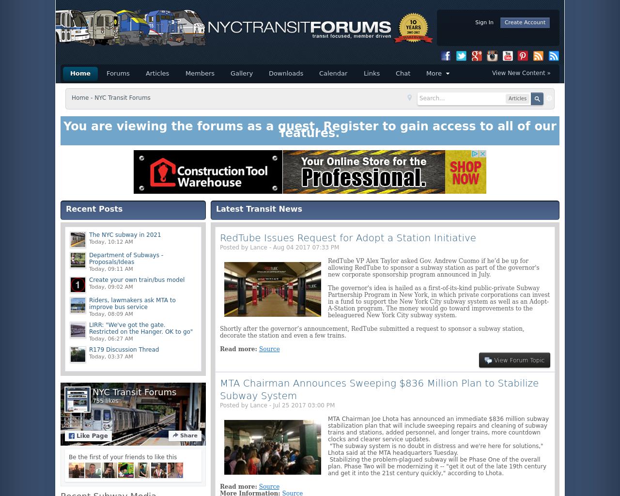 Nyc-Transit-Forums-Advertising-Reviews-Pricing