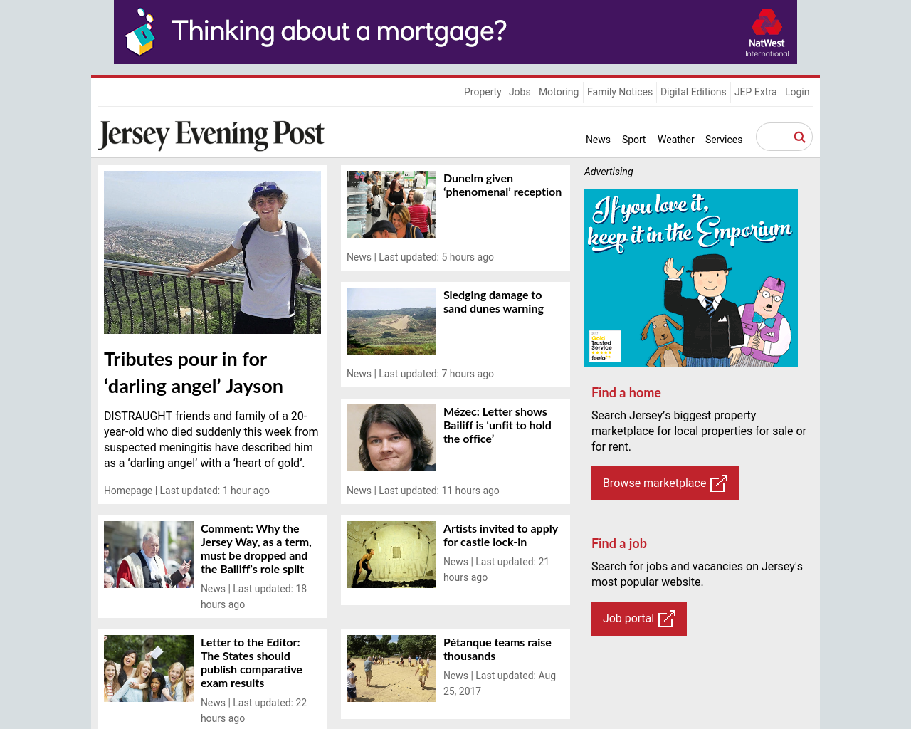 Jersey-Evening-Post-Advertising-Reviews-Pricing