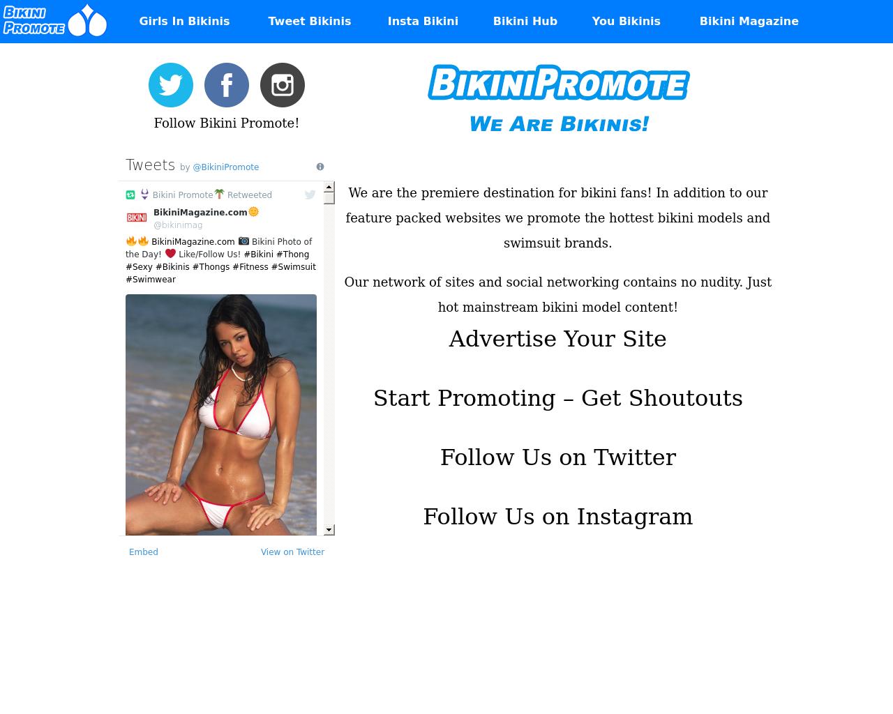 Bikini-Promote-Advertising-Reviews-Pricing