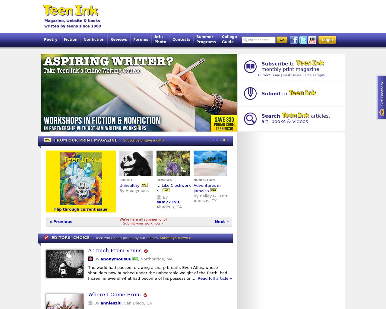 Teen-Ink-Advertising-Reviews-Pricing