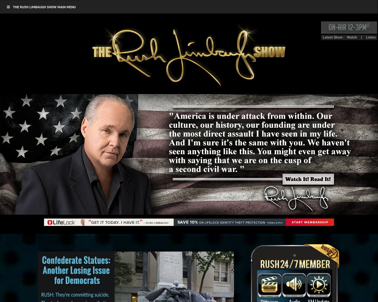The-Rush-Limbaugh-Advertising-Reviews-Pricing
