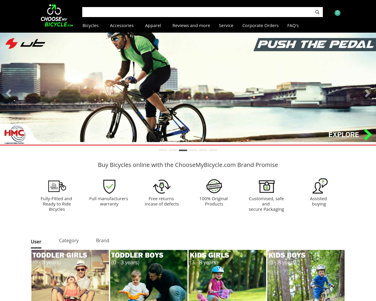 Choosemybicycle.com-Advertising-Reviews-Pricing