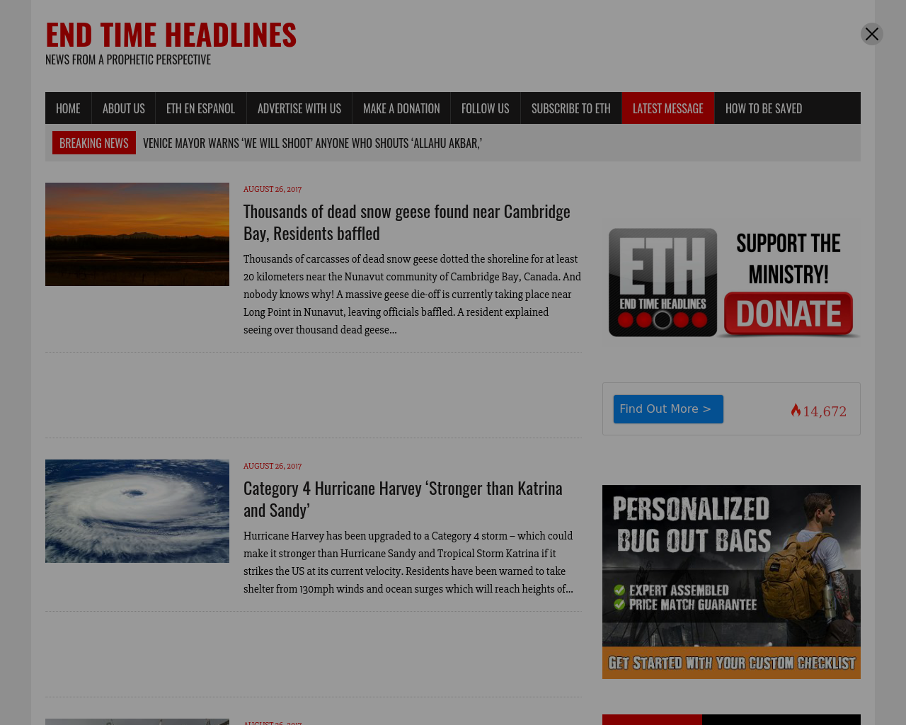 End-Time-Headlines-Advertising-Reviews-Pricing