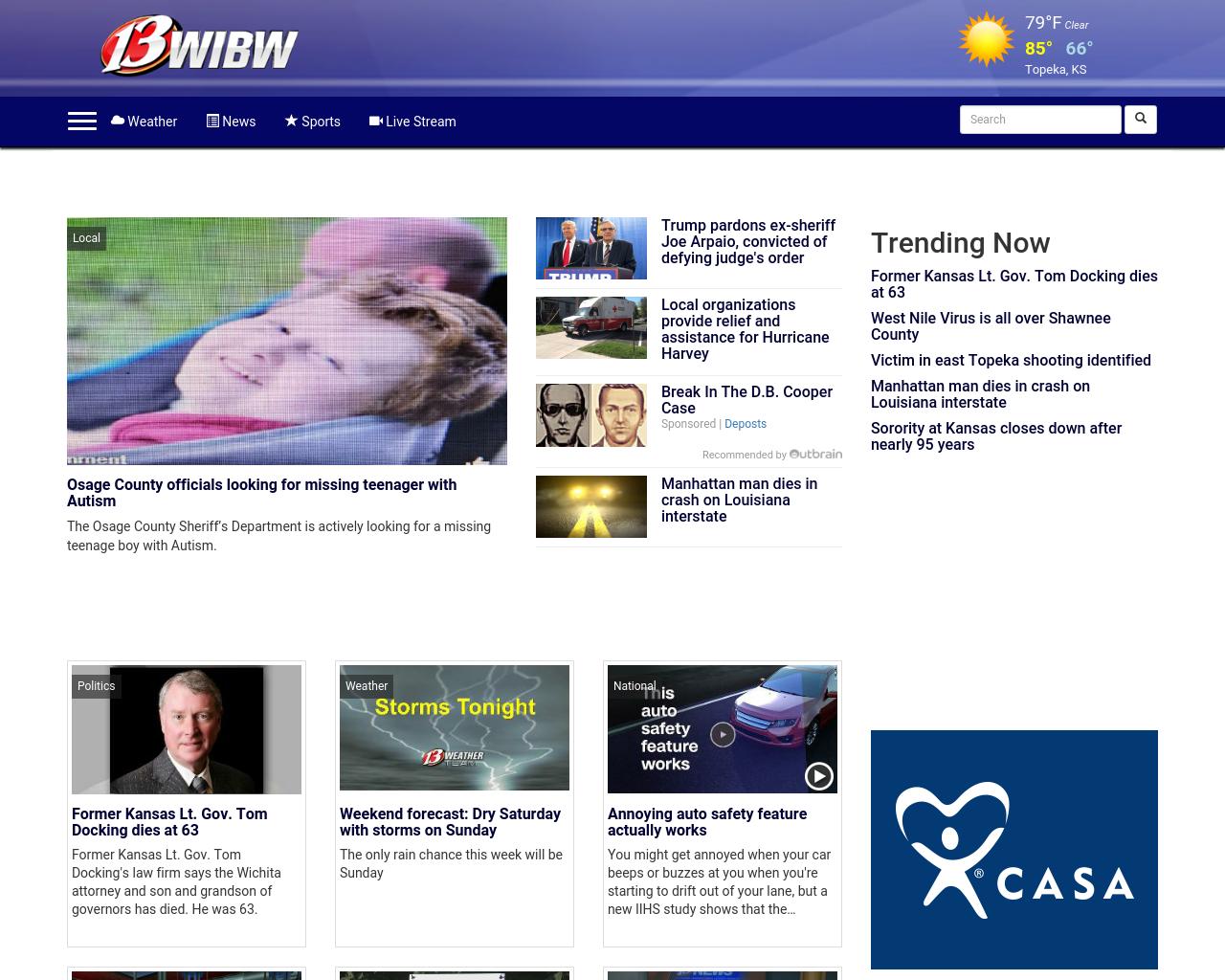 WIBW-13-News-Advertising-Reviews-Pricing