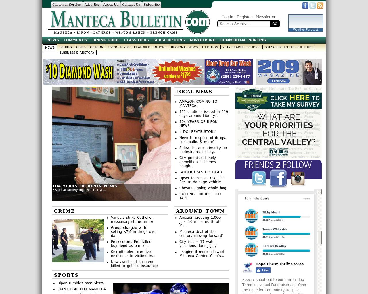Manteca-Bulletin-Advertising-Reviews-Pricing