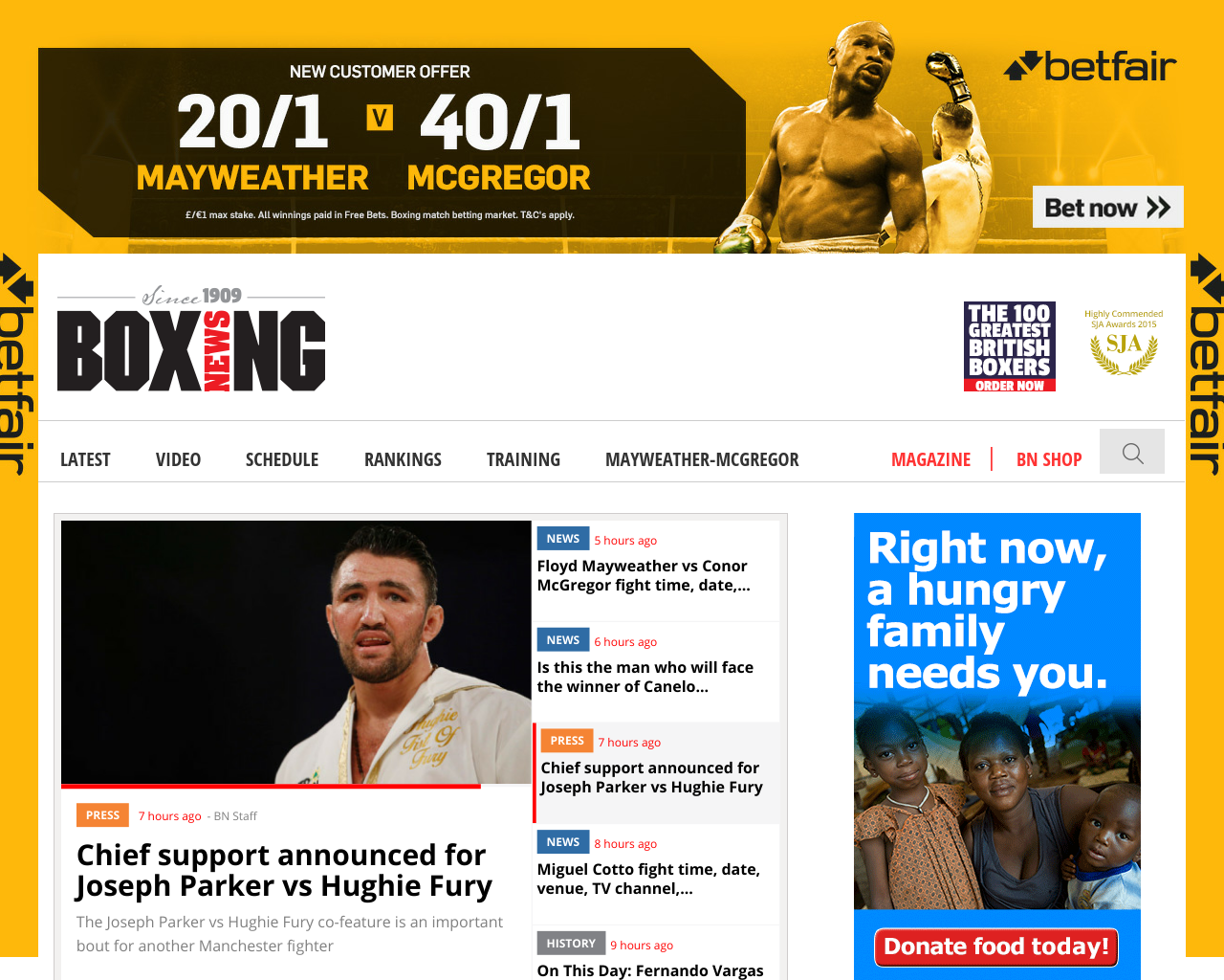 Boxing-News-Advertising-Reviews-Pricing