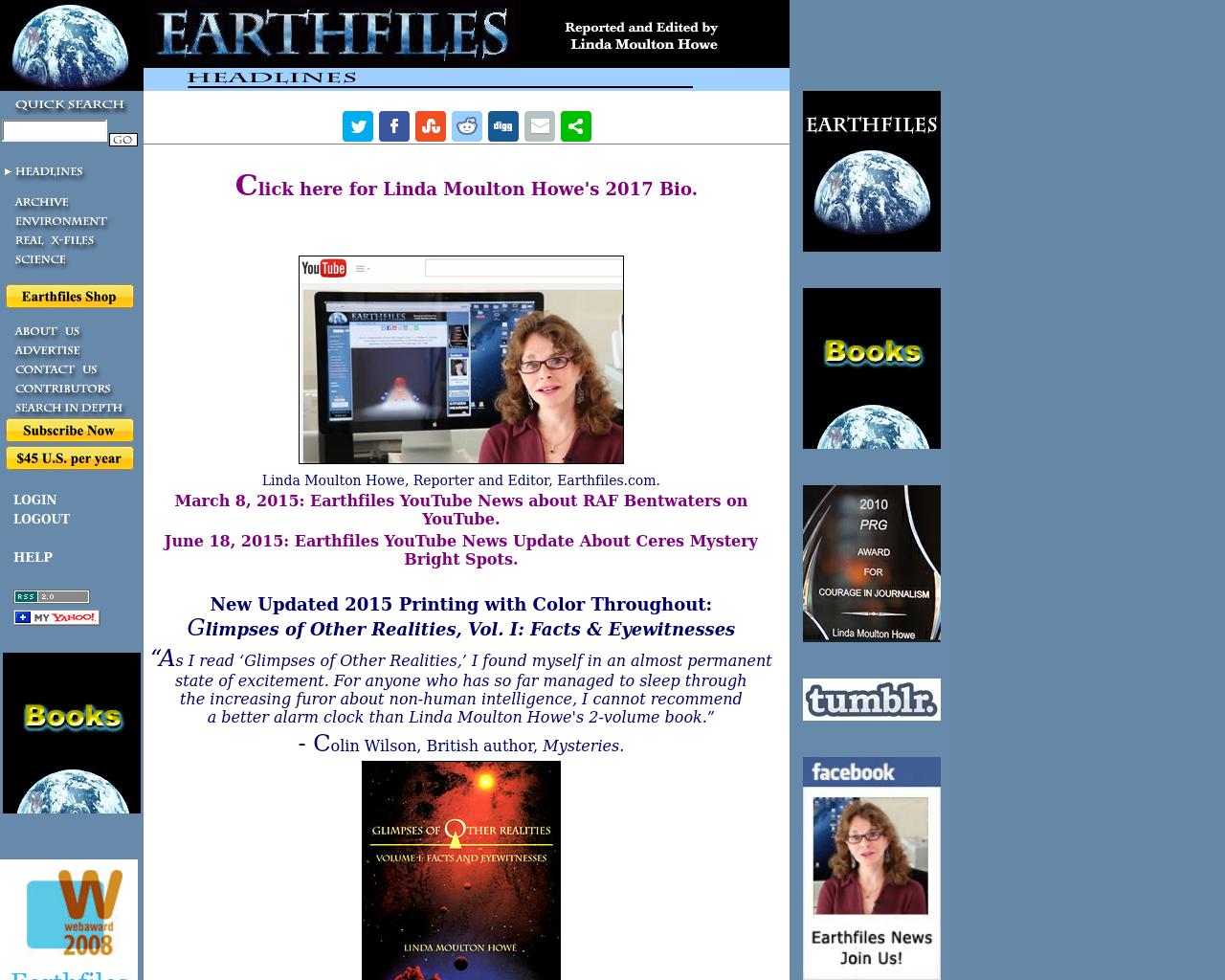 Earthfiles.com-Advertising-Reviews-Pricing