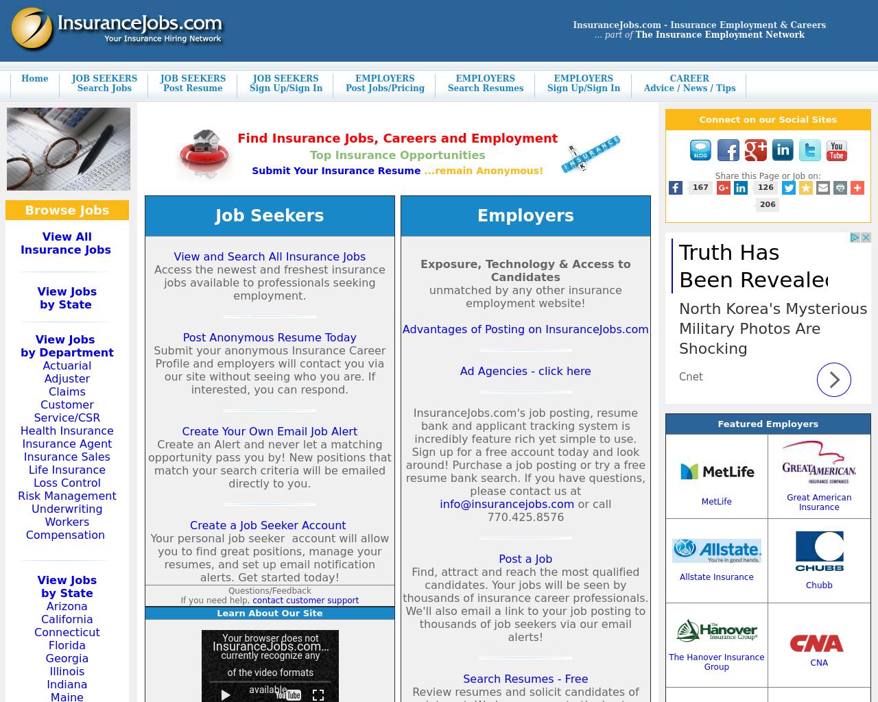 InsuranceJobs.com-Advertising-Reviews-Pricing