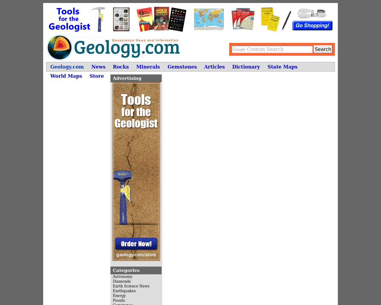 Geology.com-Advertising-Reviews-Pricing