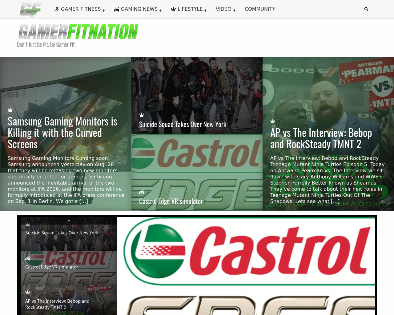 GamerFitnation.com-Advertising-Reviews-Pricing