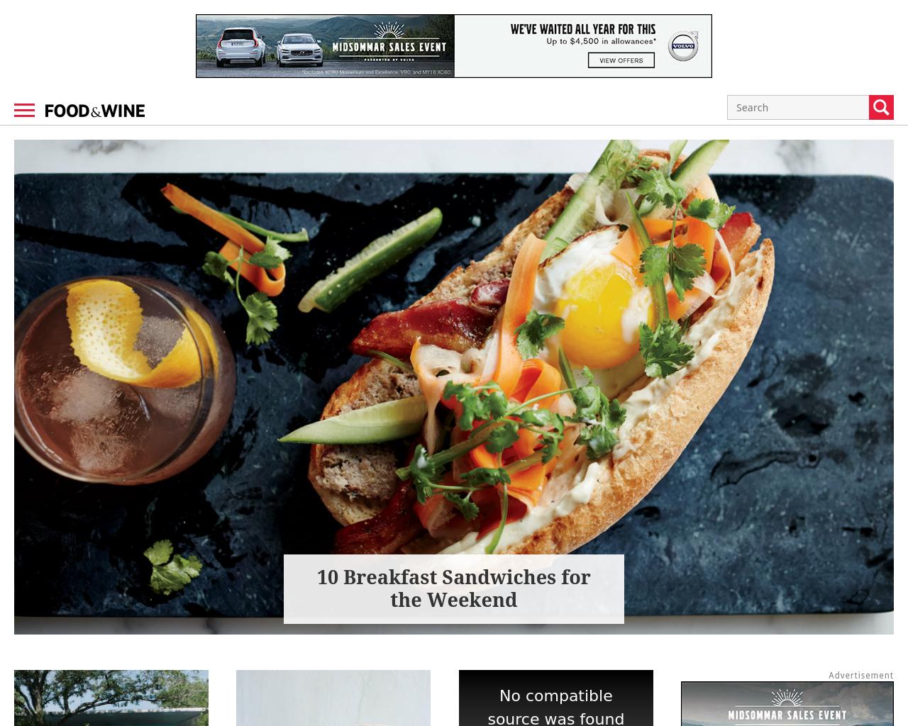FOOD-&-WINE-Advertising-Reviews-Pricing