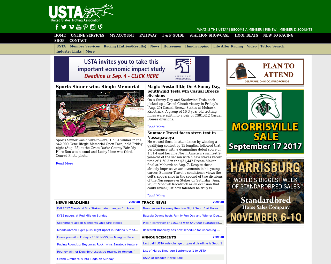 United-States-Trotting-Association-Advertising-Reviews-Pricing