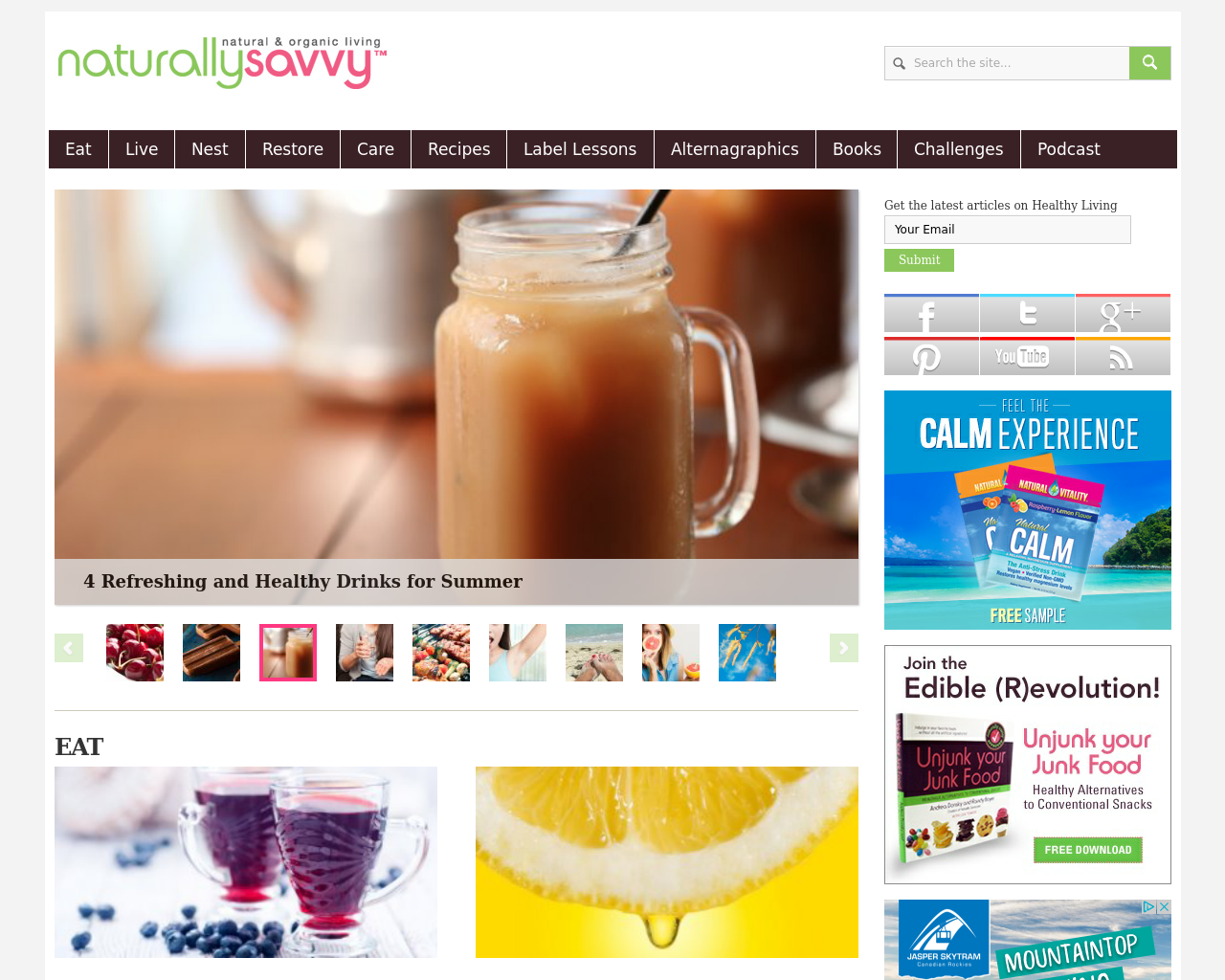 Naturallysavvy.com-Advertising-Reviews-Pricing