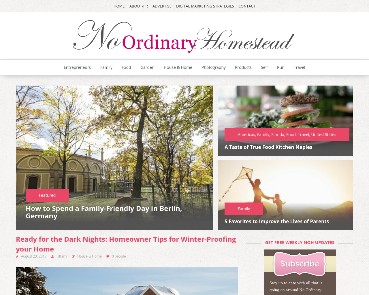 No-Ordinary-Homestead-Advertising-Reviews-Pricing