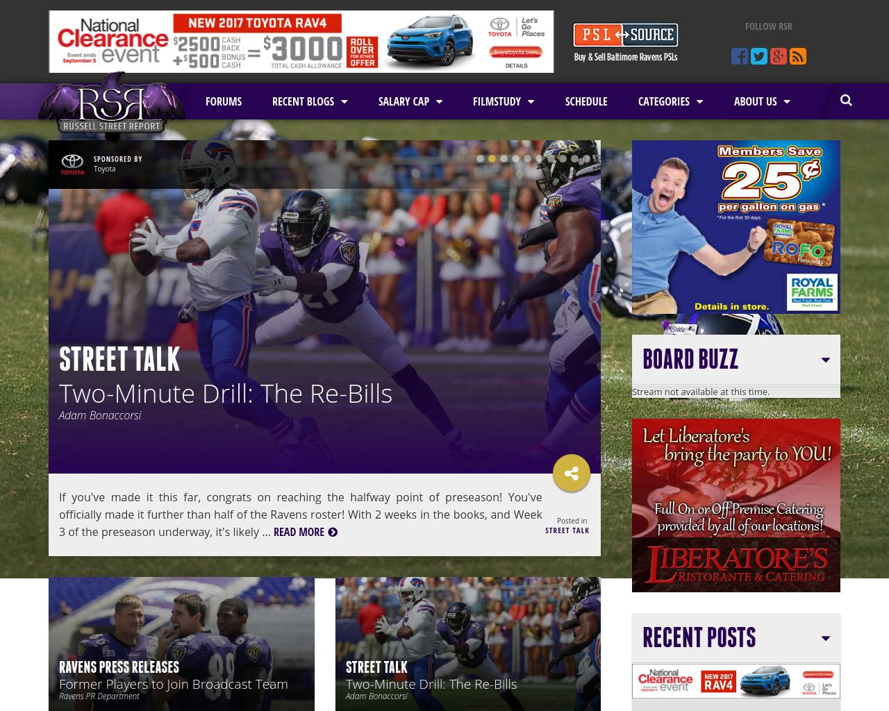 Russellstreetreport.com-Advertising-Reviews-Pricing