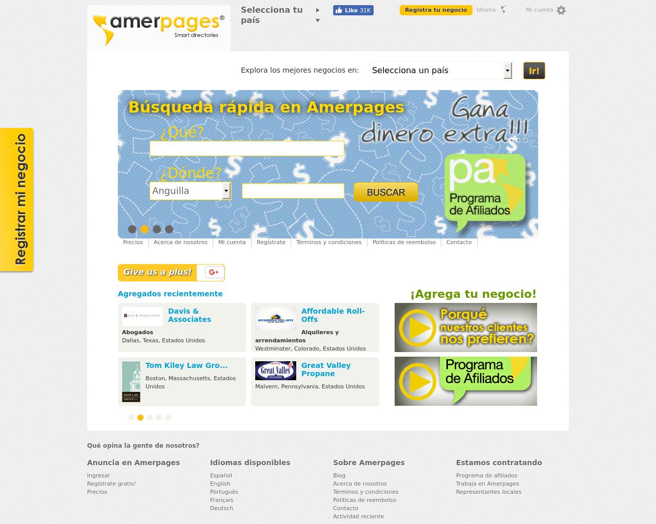 amerpages-Advertising-Reviews-Pricing