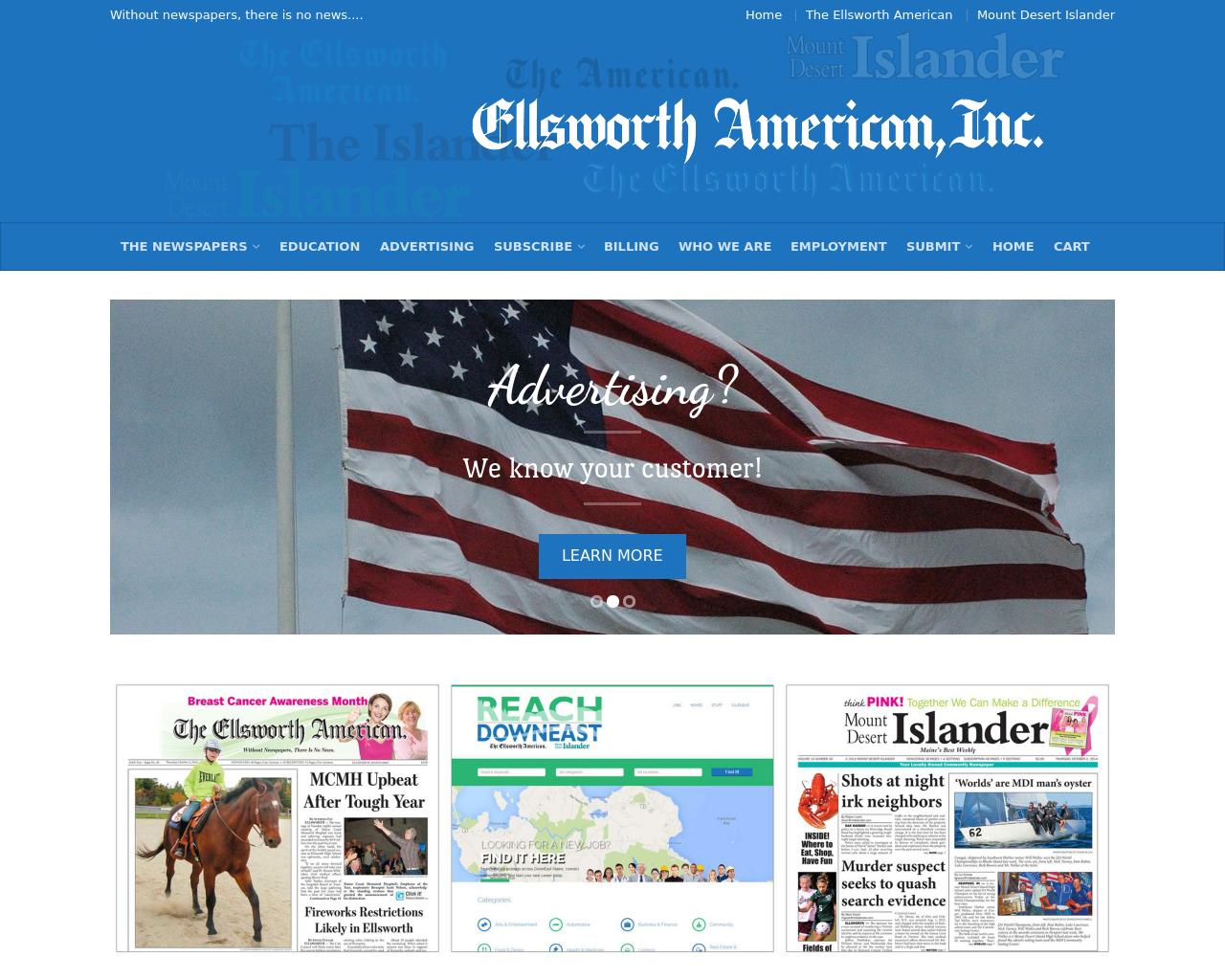 Ellsworth-American-Advertising-Reviews-Pricing