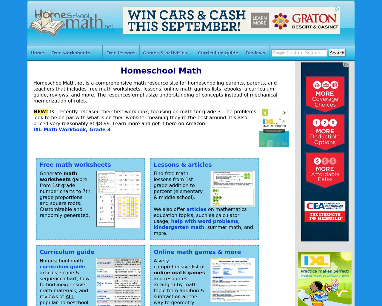 homeschoolmath.net-Advertising-Reviews-Pricing