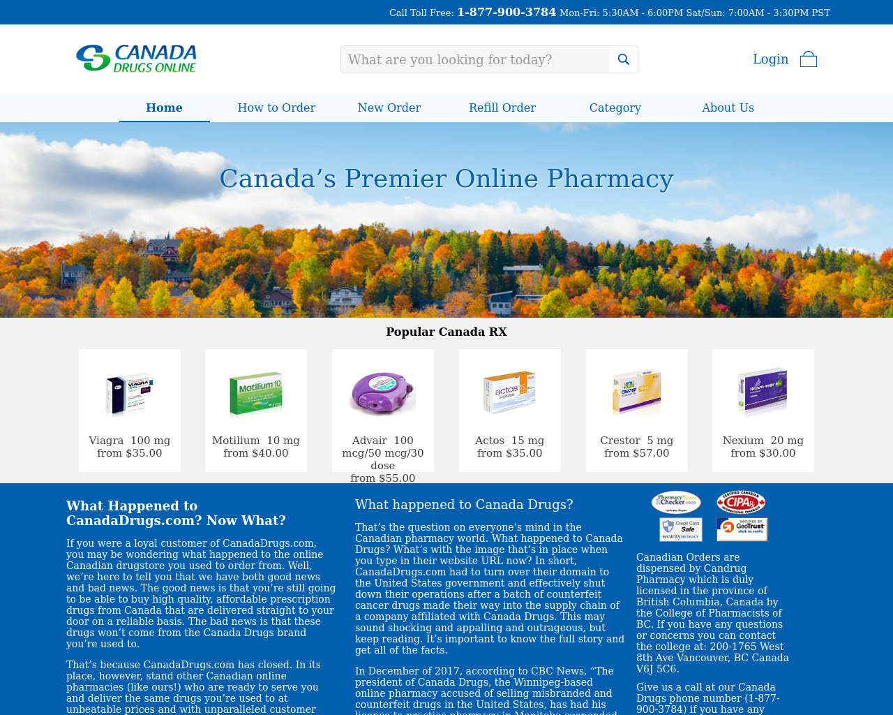 Canada-Drugs-Advertising-Reviews-Pricing