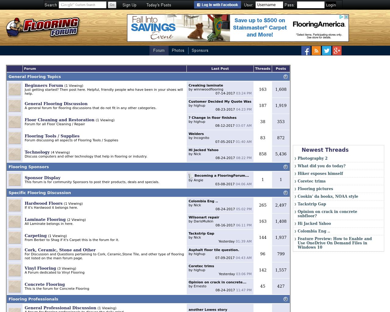 Flooring-Forum-Advertising-Reviews-Pricing