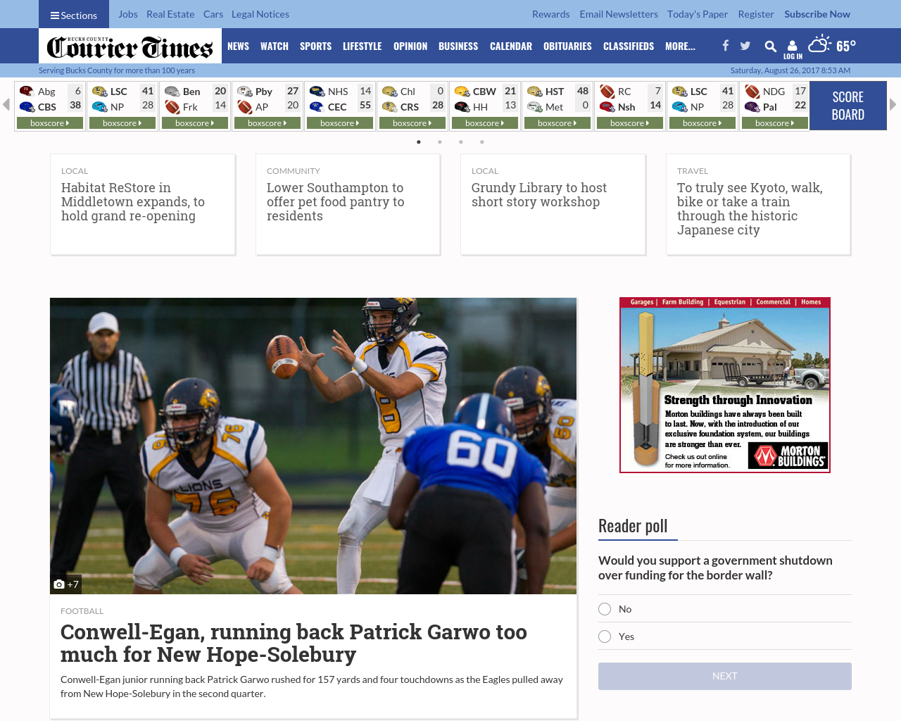 Bucks-County-Courier-Times-Advertising-Reviews-Pricing