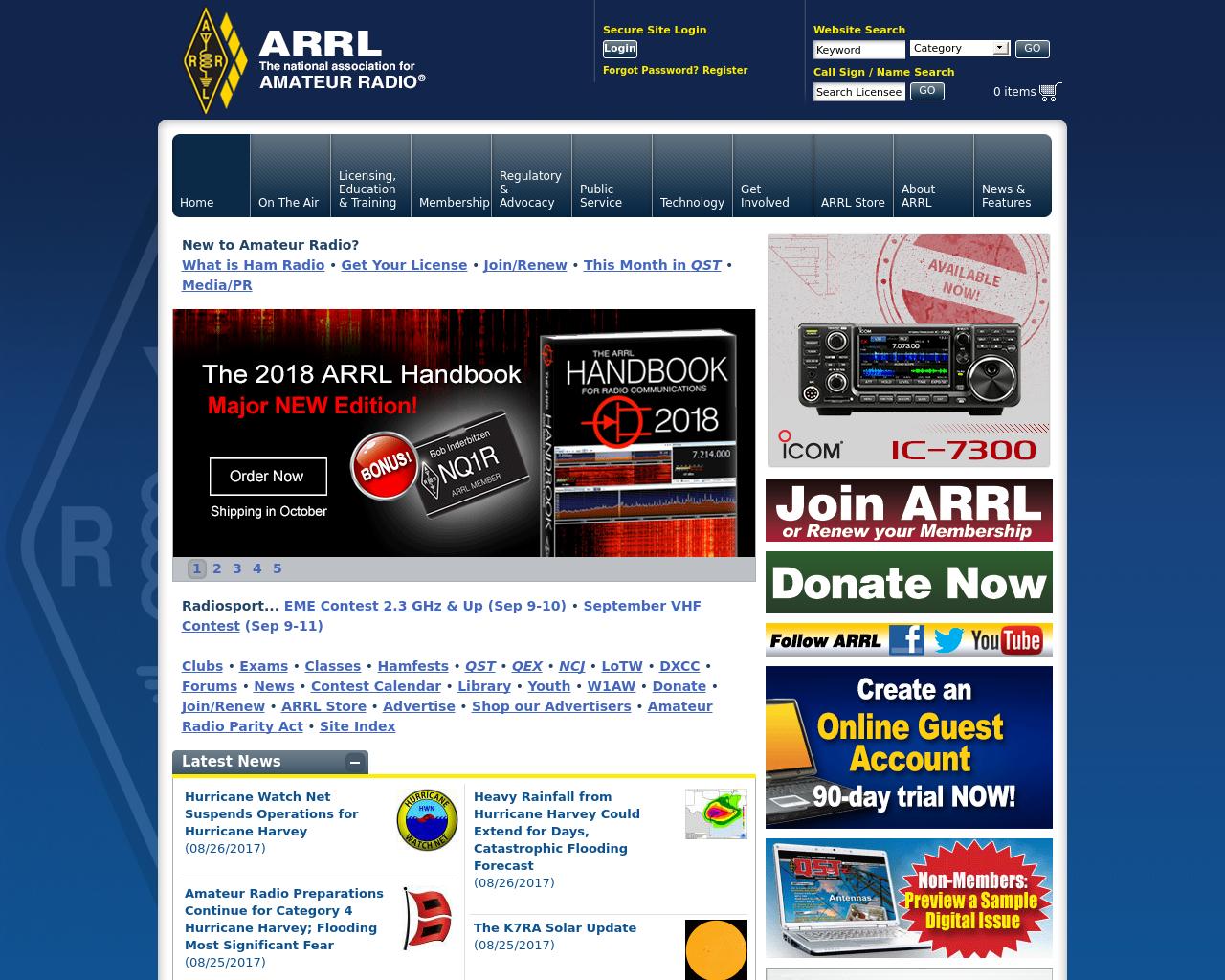 ARRL-Advertising-Reviews-Pricing
