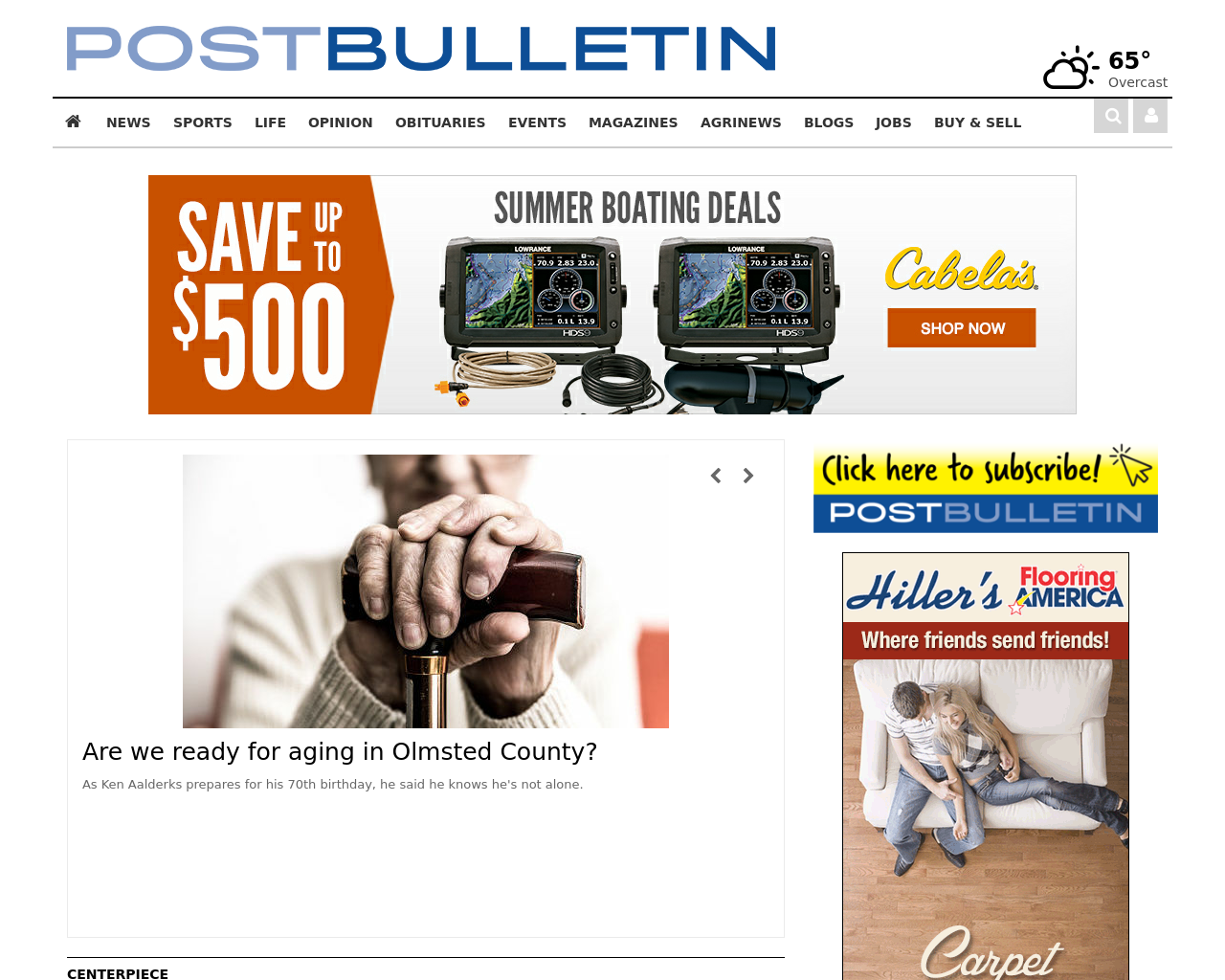 Postbulletin-Advertising-Reviews-Pricing