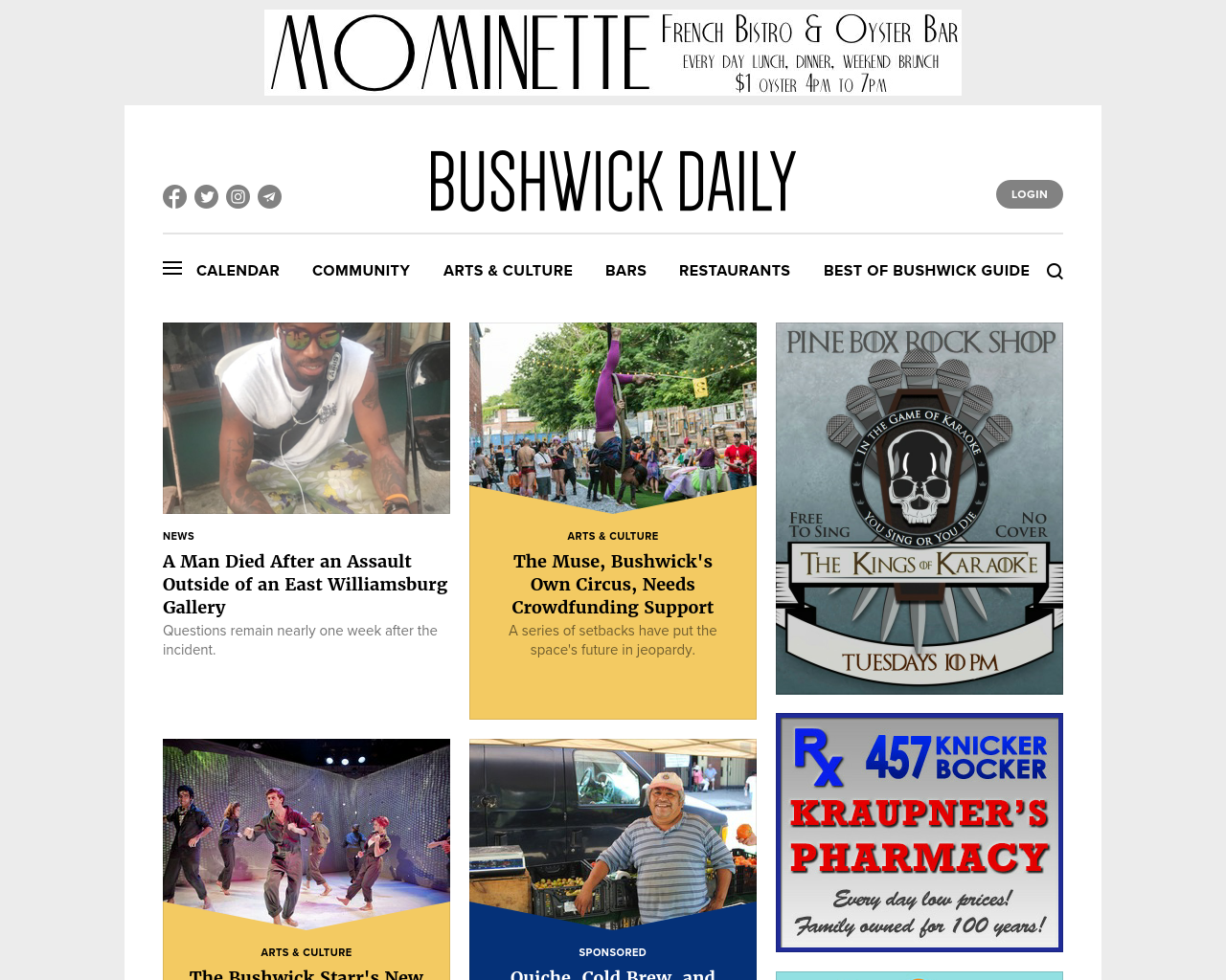 Bushwick-Daily-Advertising-Reviews-Pricing