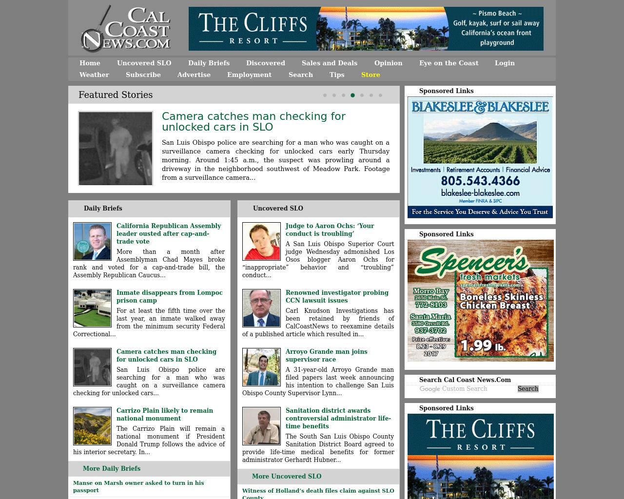 CalCoastNews-Advertising-Reviews-Pricing